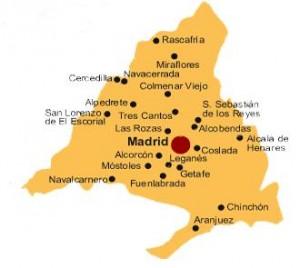 Madrid  RedesTravel Espaa  Tus redes de informacin y recursos